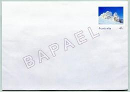 Entier Postal - Australie - Kosciuszko National Park (Recto-Verso) (JS)