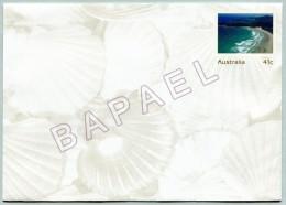 Entier Postal - Australie - Parc National Du Promontoire De Wilson (Recto-Verso) (JS)