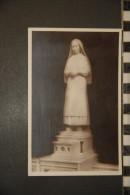 CP, Religion, Christianisme, Sainte Bernadette Eglise Paroissiale De Lourdes Michelet Sculpteur Edition De La Paroisse - Heiligen