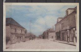 19 - Varetz - Route D'Objat - La Poste - Colorisée - Other Municipalities