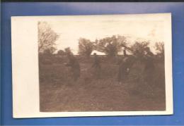 Groupe De Soldats  Carte Photo - Guerra 1914-18