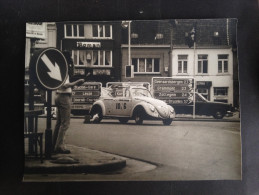VW PHOTO FOTO COCCINELLE KEVER RENAIX SLALOM RONSE 24X170,5 - Automobili