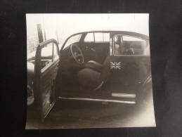 VW PHOTO FOTO COCCINELLE KEVER  18 X 16,5 - Automobili