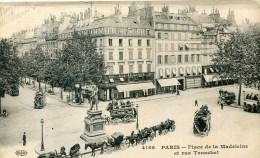 PARIS   Place De La Madeleine  Et Rue Tronchet - France