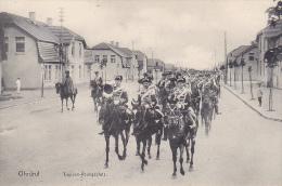 22989 GUERRE 1914 -Ohrdruf - Kriegsgefangene Prisonnier Guerre Militaire Peltier -truppen Ubungsplatz Cavalerie - Guerre 1914-18