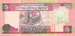 KUWAIT P. 26e 5 D 2005 UNC - Koweït