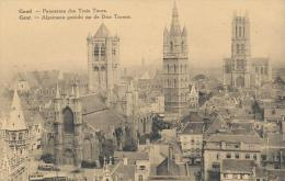 Gand - Gent - De Drie Torens  (4E104 - Gent