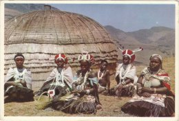 BANTU LIFE -BANTOELEWE - F/G Colore (31110) - Ethniques & Cultures