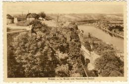 Namur.La Meuse Vers Marche Les Dames - Namur