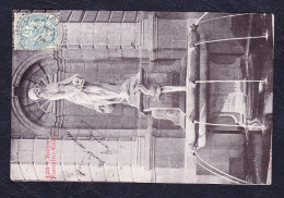 CP De Rodez Timbre N°111 Avec Cachet Facteur Boitier 1498 St Pierre Toirac   LOT 46 - 1877-1920: Période Semi Moderne