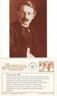 Postcard David Lloyd George 1907 Liberal MP British WW1 Prime Minister Nostalgia Repro - People