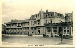 N°36910 -cpa Fecamp -Hôtel Des Bains- - Fécamp