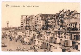 18235 MIDDELKERKE LA PLAGE ET LA DIQUE - Studio Middelkerke - Middelkerke