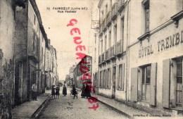 44 - PAIMBOEUF - RUE PASTEUR - Paimboeuf