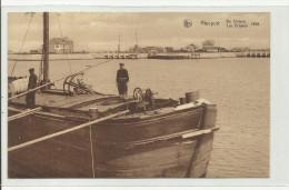 Nieuwpoort - De Sluizen -    Mooi Verzonden 1936 - Nieuwpoort