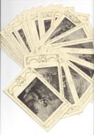 Lot De Cartes Postales, Chocolat Vinay - Postcards