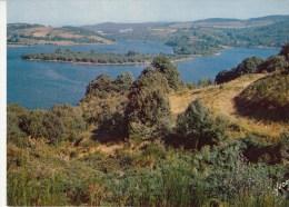 La Salvetat-sur-Agout = Les Petites Iles Du Lac De La Raviége - La Salvetat