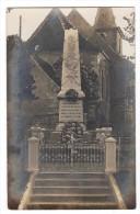 CPA Photo Réelle 90 ESSERT Commune D'Essert Monument Aux Morts Datée Belfort Le 21 Juillet 1922 TOP - France