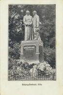 Köln - Kolping-Denkmal  (4F103 - Koeln