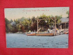 New Hampshire > Salem ( Boat Landing Canobie Lake  1909 Cancel  Ref 1193 - Salem