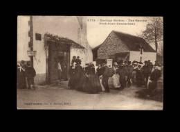 29 - BEUZEC-CONQ - Costumes - Coiffes - Danses Bretonnes - Château De Keriolet - Musée - Gavotte - Autres Communes