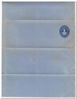 Honduras 1891, 2 Centavos Prepayed Letter - Honduras