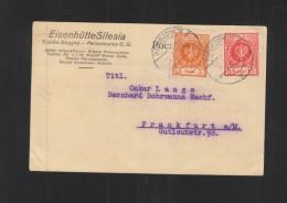 Poland PC Paruszowice 1925 - 1919-1939 Republic