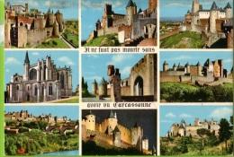 Carcassonne, Multivues - Carcassonne