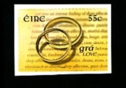 IRELAND/EIRE - 2009  WEDDING SELF-ADHESIVE   MINT NH - 1949-... Repubblica D'Irlanda