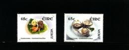 IRELAND/EIRE - 2005  EUROPA  SET  MINT NH - 1949-... Repubblica D'Irlanda