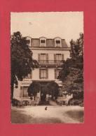 * CPSM..( Dépt 63 )..ROYAT  :  Villa Des Anglais : Boulevard  Bazin   : Voir Les 2 Scans - Royat