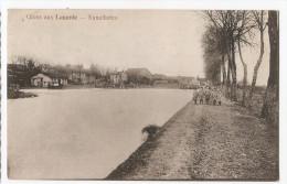 CPA CPSM 57 Moselle Gruss Aus Lagarde Kanalhafen Canal 1922 Très Bon état Strasbourg - Unclassified