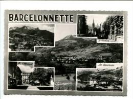 CP - BARCELONNETTE (04) SOUVENIR - Barcelonnette