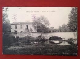 30 Gard RIVES DU VISTRE Moulin De La Levade (2 Scans) - France