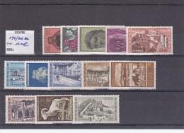 CHYPRE - YVERT N° 194/206 ** - COTE = 120 EUROS - Chypre (République)