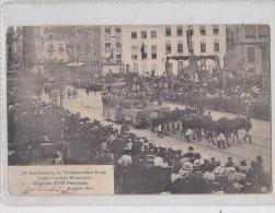 BRUXELLES GRAND CORTEGE HISTORIQUE DU 75 ème ANNIVERSAIRE DE L'INDEPENDANCE - Manifestations