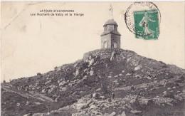La Tour D´Auvergne - Les Rochers De Vatzy Et La Vierge - Autres Communes