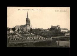 29 - BRASPARTS - Cimetière - Frankreich