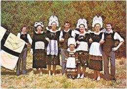 29. Gf. LA FORET-FOUESNANT. Costumes De Fête (1) - La Forêt-Fouesnant