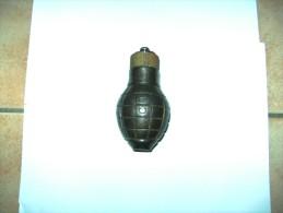 """Grenade Citron """"FOUG"""", Corps En état Exceptionnel. - Armes Neutralisées"""