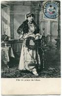 TURQUIE CARTE POSTALE DEPART ALEXANDRETTE 1-8-09 SYRIE POUR LA FRANCE - Briefe U. Dokumente