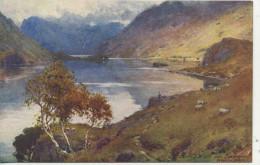 CUMBRIA - CRUMMOCK WATER & BUTTERMER By PALMER & HEATON COOPER - A & C BLACK - Cumberland/ Westmorland