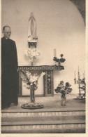 Silly - L´Abbé Demeure De Lespaul, Curé De Silly Lors De La Fête Du Christ-Roi En 1952 - Silly