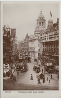 Londen London    Tottenham  Court Road            Scan 6638 - London