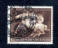 4361A  Reich 1941  Michel #780  Used  Offers Welcome! - Used Stamps