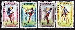 TURKS ET CAIQUES  N° 579/82   * *   Cup 1982  Football  Soccer  Fussball - Coupe Du Monde