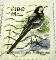 Ireland 2003 Bird Pied Wagtail 48c - Used - Usati