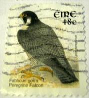 Ireland 2003 Bird Peregrine Falcon 48c - Used - 1949-... Repubblica D'Irlanda
