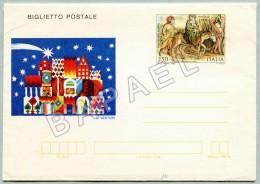 Entier Postal - Italie - Noël 1982 (JS) - 6. 1946-.. Repubblica