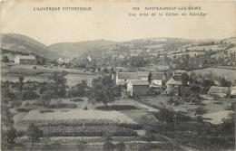 63 Chateauneuf Les Bains - Autres Communes